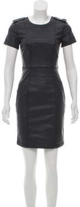 Burberry Bodycon Mini Dress w/ Tags