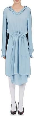 Balenciaga WOMEN'S CREPE CONVERTIBLE TWO-PIECE DRESS