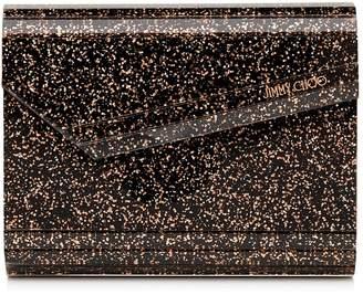 Jimmy Choo Glitter Candy Clutch Bag