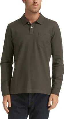 Sportscraft Long Sleeve Pima Cotton Polo