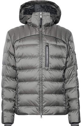 Bogner Alan-D Slim-Fit Quilted Ripstop Hooded Down Jacket