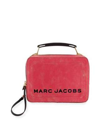 Marc Jacobs The Box Distressed Crossbody Bag