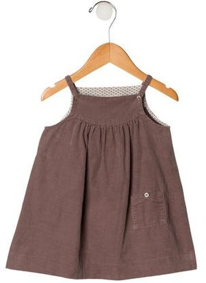 Bonpoint Girls' Corduroy Dress $45 thestylecure.com