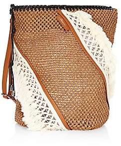 3da0be981 3.1 Phillip Lim Women's Marlee Open Weave Shoulder Bag