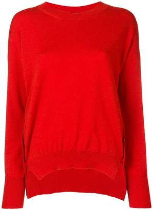 Mauro Grifoni button detail jumper