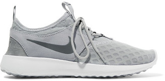 Nike - Juvenate Mesh Sneakers - Gray $85 thestylecure.com