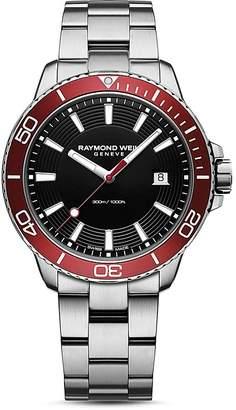 Raymond Weil Tango 300 Diver Watch, 42mm