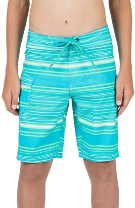 Boy's Volcom Magnetic Liney Board Shorts $45 thestylecure.com