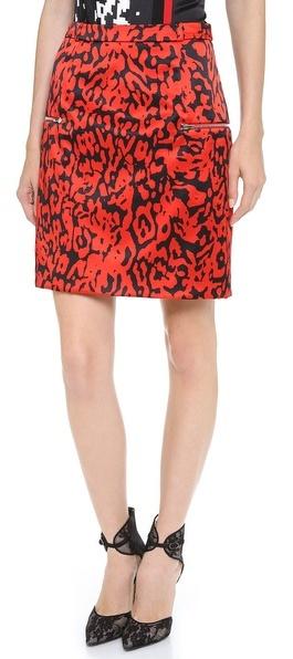 Preen By Thornton Bregazzi Atomic Skirt
