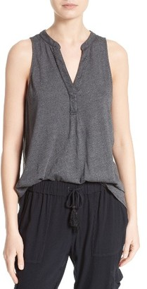 Women's Soft Joie Carley Split Neck Top $88 thestylecure.com