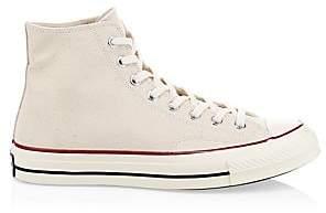 Converse Men's Vintage Canvas Chuck 70 High-Top Sneakers