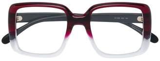 Givenchy Eyewear oversized square glasses