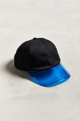 Urban Outfitters Clear Brim Dad Hat