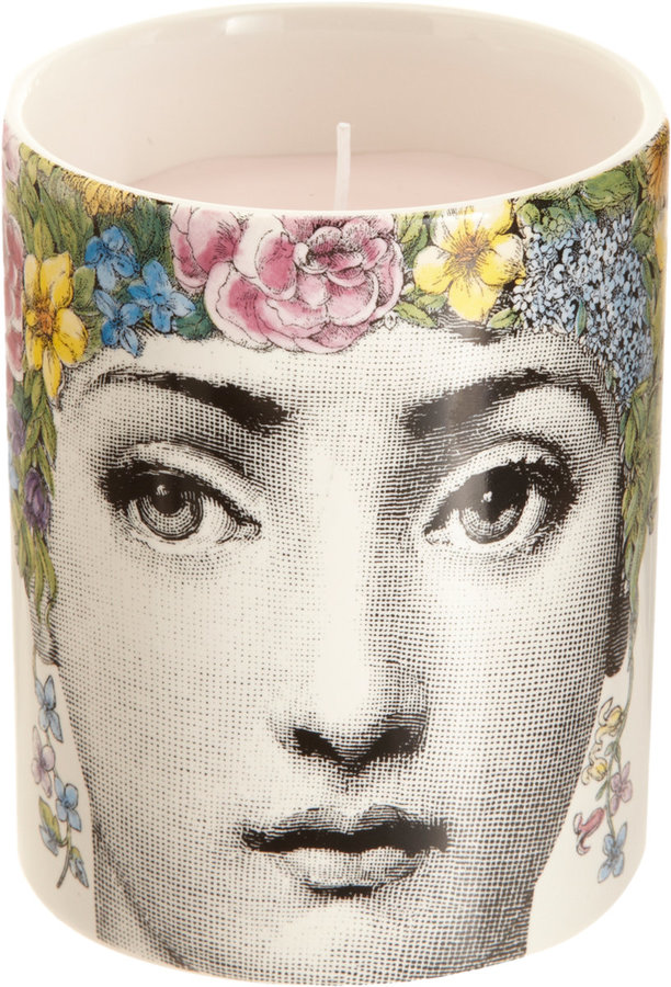 Fornasetti Flora Small Scented Candle