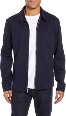 Calibrate Zip Front Shirt Jacket