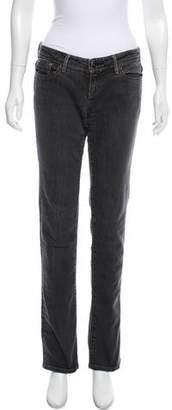 Barbara Bui Low-Rise Jeans