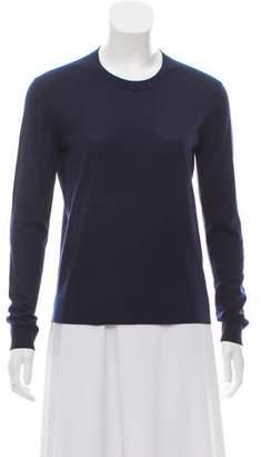 Balenciaga Cashmere Long Sleeve Top