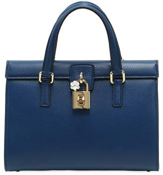 Dolce & Gabbana Dolce Lady Grained Leather Bag