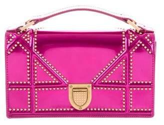 Christian Dior Studded Diorama Bag