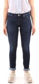 Iblues 5-Pocket-Hosen APPLE Hosen Frau Blue jeans