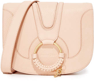 See by Chloe Hana Saddle Bag $425 thestylecure.com