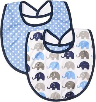 Bacati Elephants Burpies Set