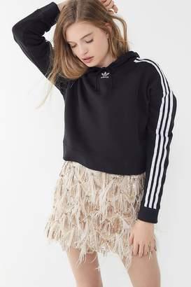 Raga Paloma Sequin Fringe Mini Skirt