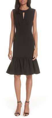 Milly Flare Hem Dress