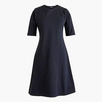 J.Crew Short-sleeve knit dress