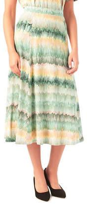 Eastex Floating Stems Jersey Skirt
