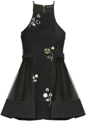 David Koma Embellished Dress