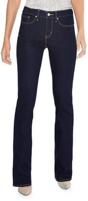 Levi's 315 Shaping Bootcut Jeans in Darkest Sky