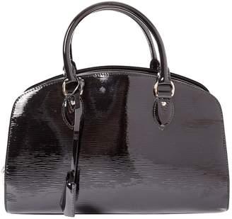 Louis Vuitton Patent leather handbag