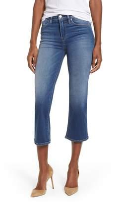 Hudson Jeans Stella Crop Straight Leg Jeans