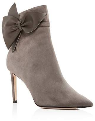 Jimmy Choo Women's Kassidy 85 Pointed Toe High-Heel Booties