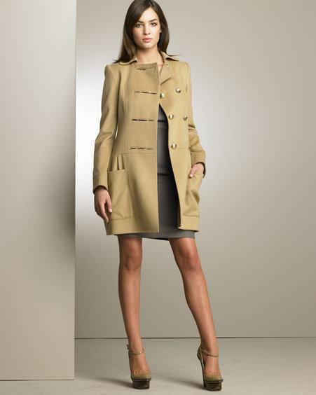 Stella McCartney Military Coat