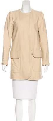 A.L.C. Asymmetrical Long Sleeve Jacket