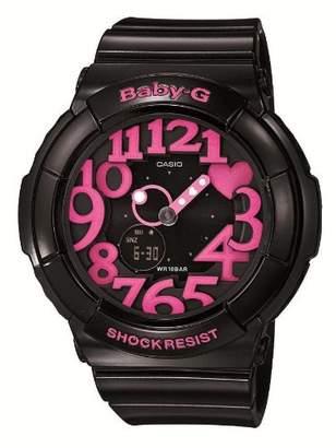 Baby-G (ベビーG) - [カシオ]CASIO 腕時計 BABY-G ベビージー ネオンダイアルシリーズ BGA-130-1BJF レディース