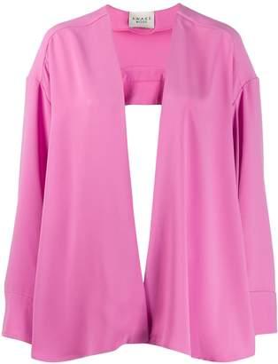 A.W.A.K.E. Mode oversized cape jacket