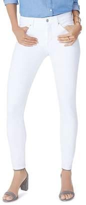 NYDJ Ami Skinny Legging Jeans in Optic White