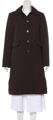 J. Mendel Long Fur-Lined Coat