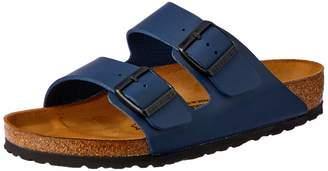 Birkenstock Women's Arizona Cork Footbed Slide Sandal-Narrow 38 N EU