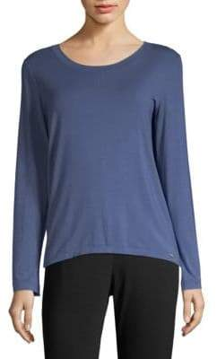 Hanro Yoga Long Sleeve Top