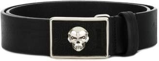 Just Cavalli skull belt