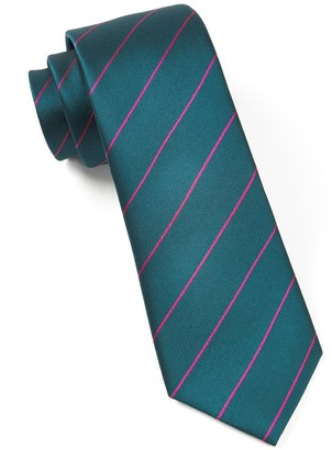 The Tie Bar Pencil Pinstripe