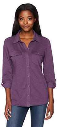 Columbia Women's Easygoing Button Down Shirt