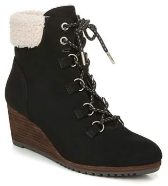 Dr. Scholl's Charmer Wedge Bootie