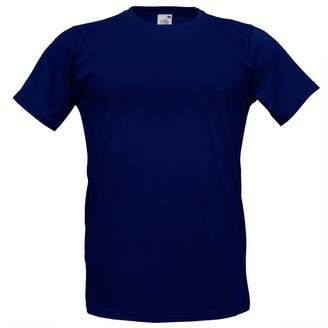 Fruit of the Loom Fitted Valueweight Tee - XL