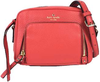Kate Spade new york Cobble Hill Rosie Leather Crossbody, Cherry Liqueur