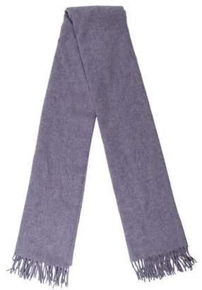 Acne Studios Wool Fringe Shawl